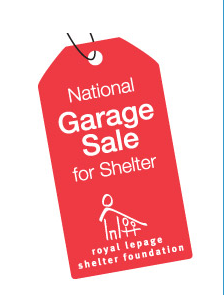 Central Toronto Real Estate Royal LePage Garage Sale